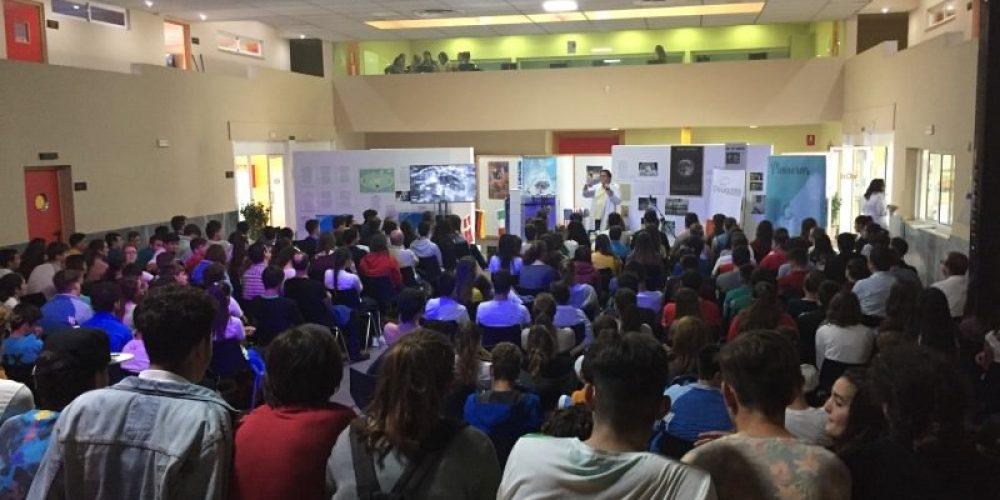 Cientos de alumnos participan en la Semana de la Ciencia