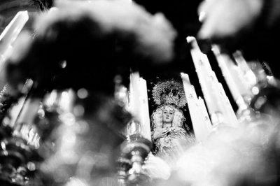 Semana Santa Chiclana (Cristo de Medinaceli) Fotografía María Benitez