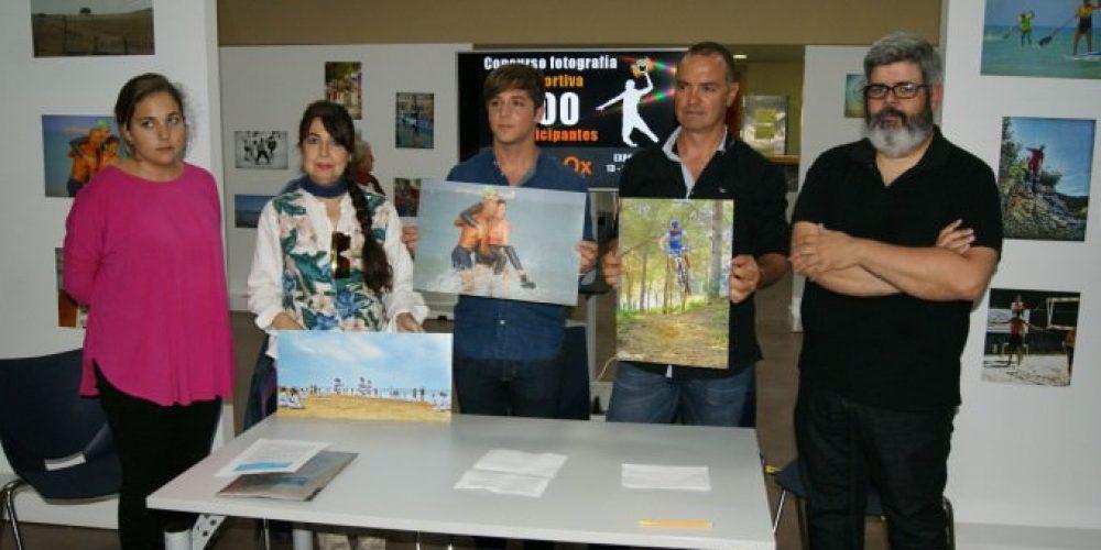 José Coronil logra el primer premio en el concurso de fotografía deportiva 'Ciudad de Chiclana'