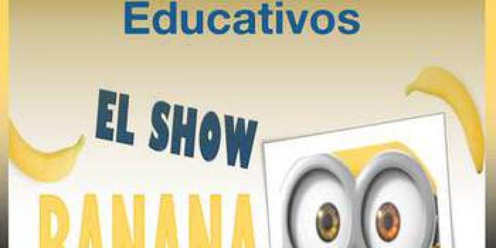 Breve – 'El Show Banana', en el Teatro Moderno