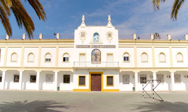 Colegio Salesianos Campano – San Juan Bosco