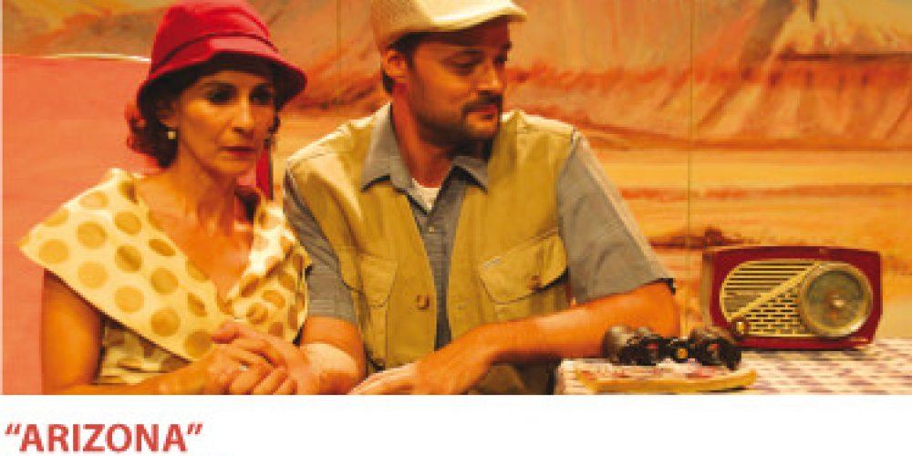 Breve -«Arizona», en el Teatro Moderno