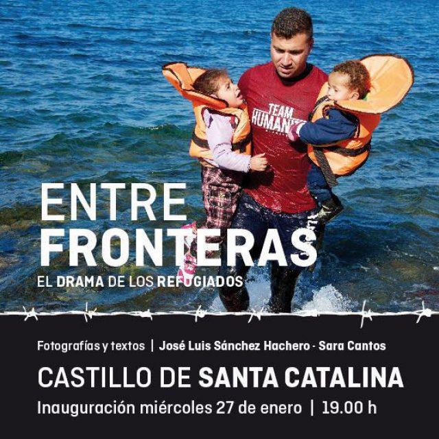 Exposición «Entre Fronteras»