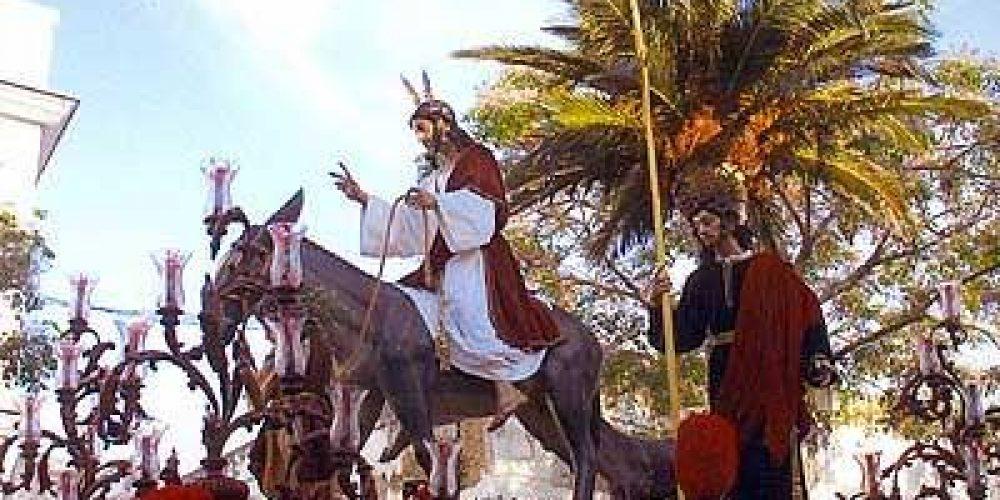 Recorridos Domingo de Ramos (Domingo, 20 de marzo de 2016)