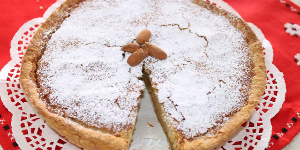 Tarta de Almendras de las Agustinas (Torta de las Monjas)