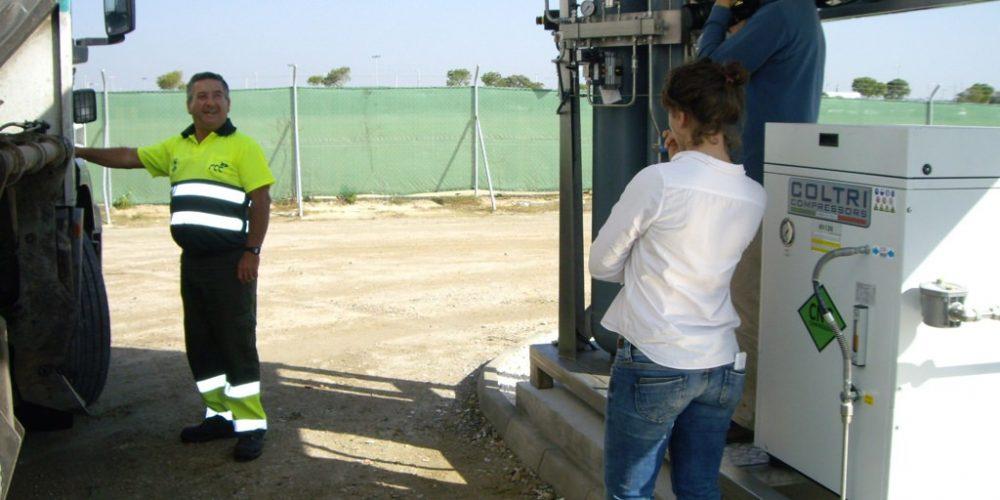 La televisión nacional francesa 'France 2' se interesa por el proyecto All Gas