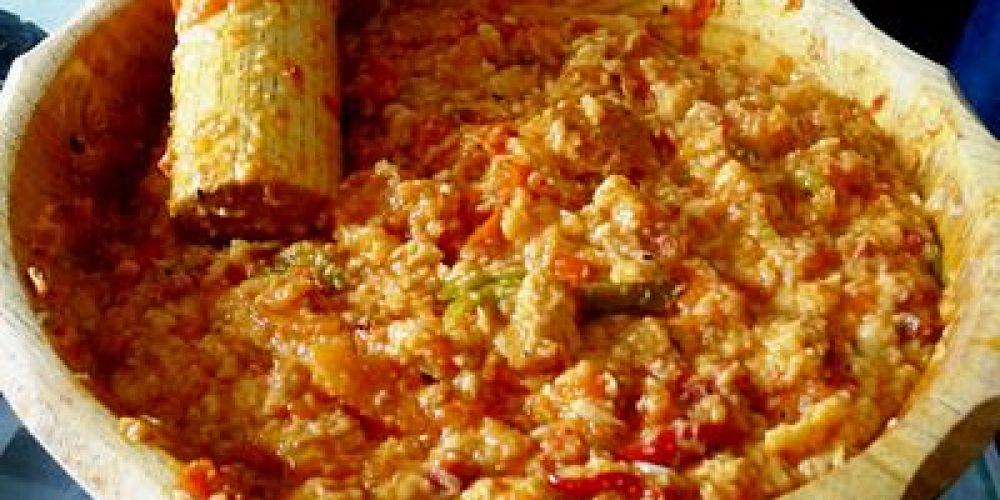 Gazpacho caliente