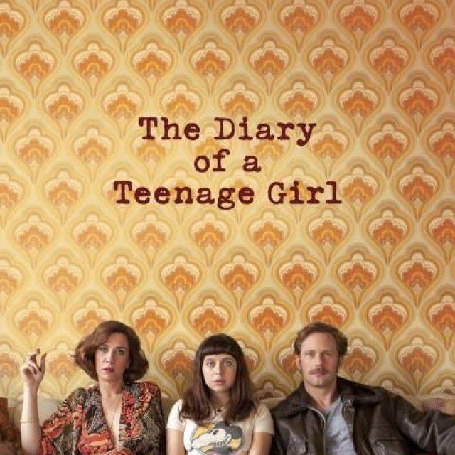 Proyección película «Diario de una adolescente»