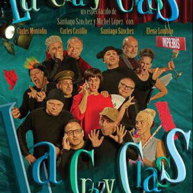 Teatro: «La Crazy Class»