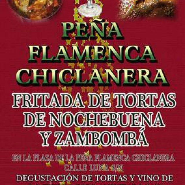 Zambomba en la Peña Flamenca