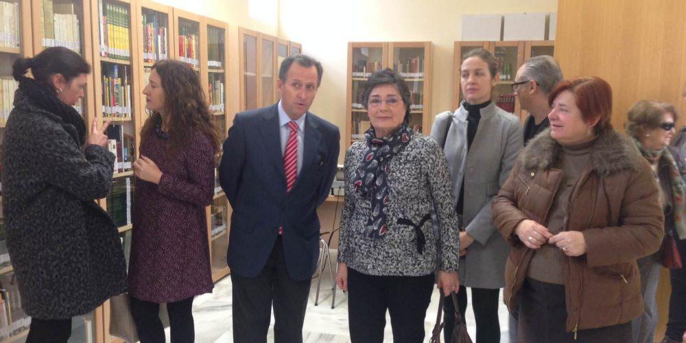 Biblioteca «Dionisio Montero»