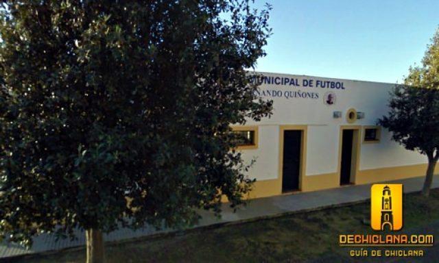 """Campo de Fútbol """"Fernando Quiñones"""""""
