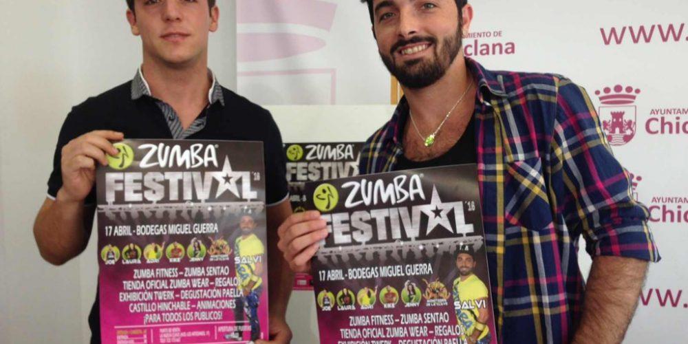 Chiclana acogerá un Festival de Zumba