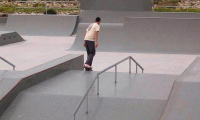 Pista de skate Las Albinas