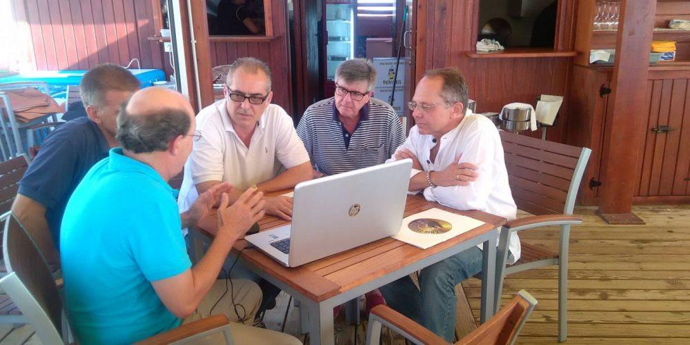 """Medio Ambiente muestra su colaboración al proyecto """"Limes Platalea"""""""