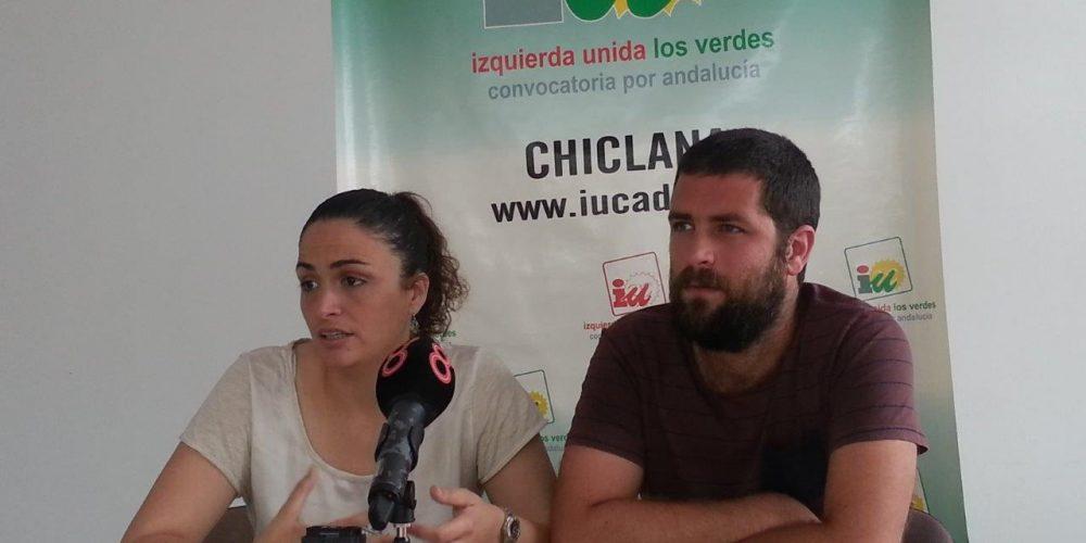 IU propone varias medidas al Gobierno local