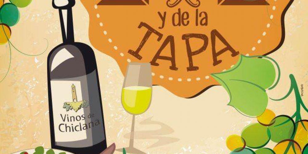 La Fiesta del Vino y de la Tapa se reanuda este viernes a las 13.00 horas