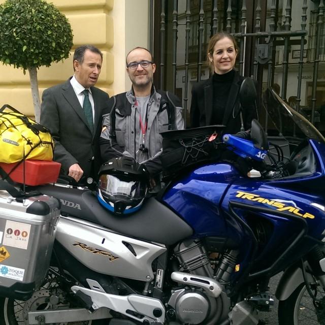 Vuelta al mundo en moto