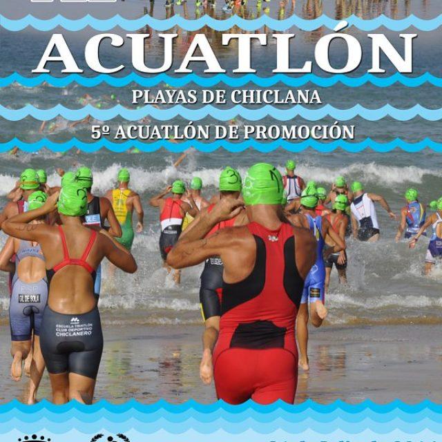 """XI Acuatlón """"Playas de Chiclana"""""""