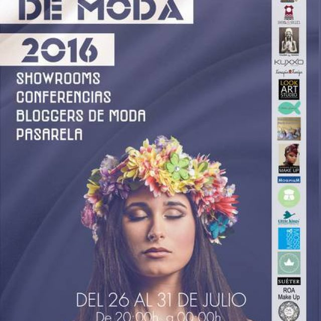 Chiclana de Moda 2016