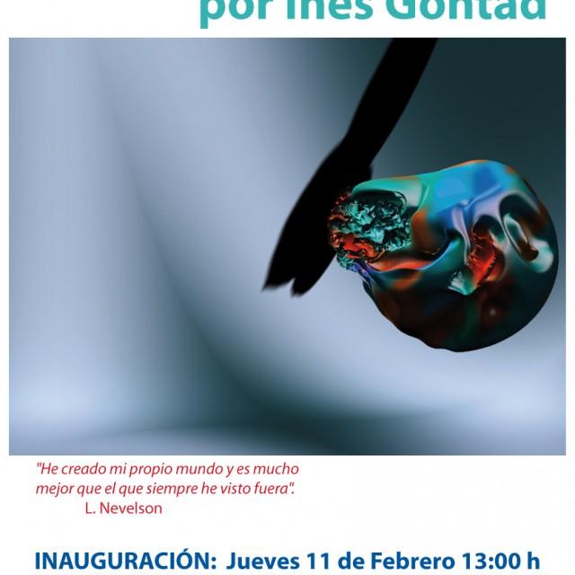 """Exposición """"Cuáquera"""" de Inés Gontad"""