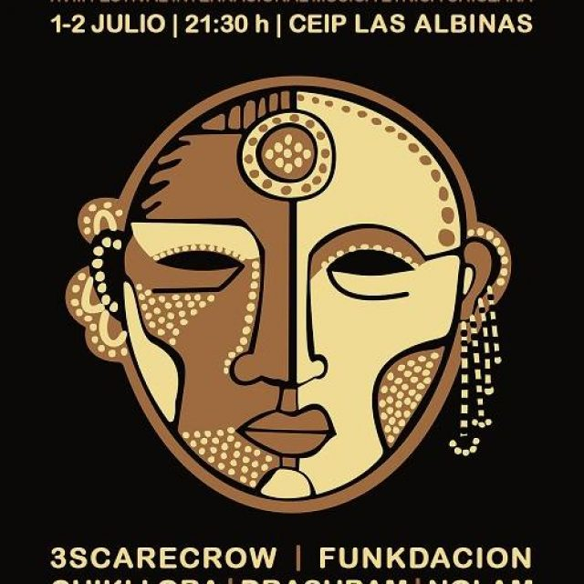 XVIII Festival Internacional de Música Étnica de Chiclana 2016