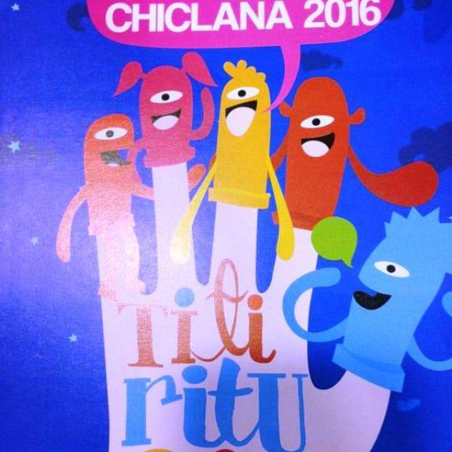 XXVII Festival de Títeres en Chiclana