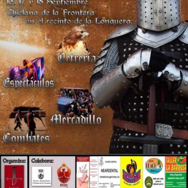 II Jornadas Medievales Chiclana