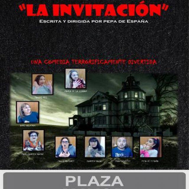 """Teatro: """"La invitación"""""""