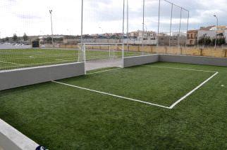 """Campos de Fútbol CEIP """"Isabel la Católica"""""""
