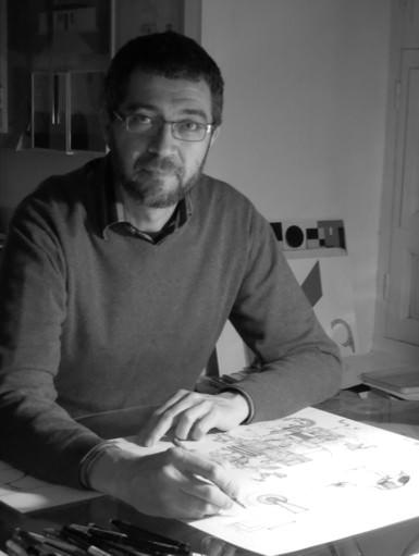 Enrique Quevedo, artista e ilustrador