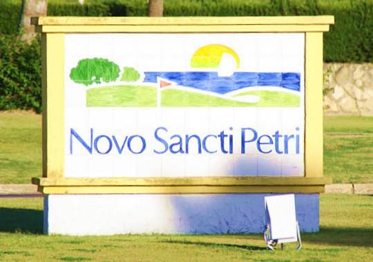 Entrada Novo Sancti Petri
