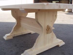 Mueble artesanal de Pino