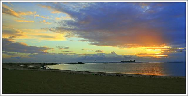Playa de Sancti Petri (por Paco Solís)