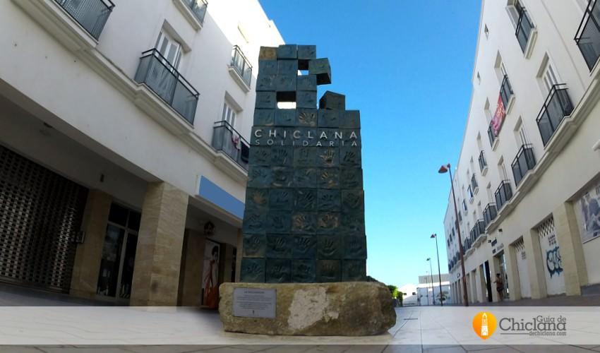 Plaza de las Bodegas, Chiclana