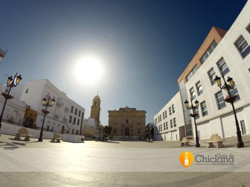 Plaza Mayor, Chiclana de la Frontera