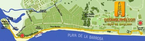 Ruta de la Playa de La Barrosa